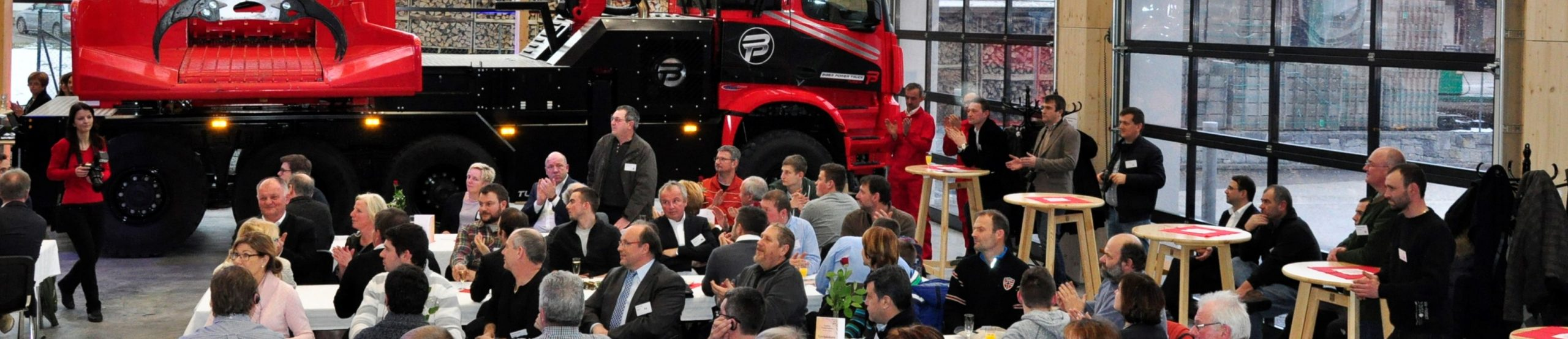 60 years: Eschlböck celebrates its anniversery and presents a new chipper generation