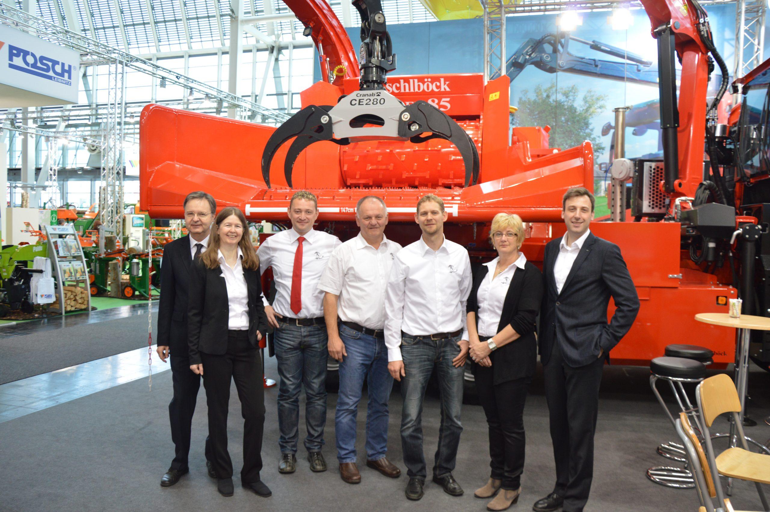 Neuvorstellungen auf der weltgrößten Fachmesse für Land- und Forsttechnik