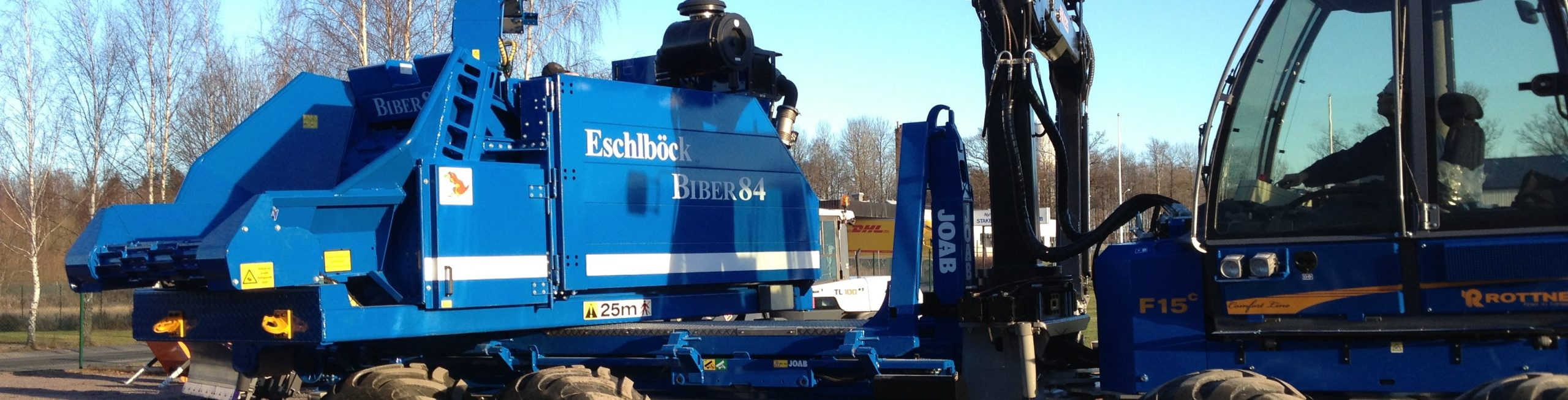 Eschlböck auf der Elmia Wood – the leading event of the industry