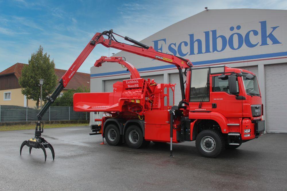 Eschlböck Biber 92 RBZ